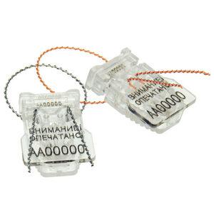 Пломбировочное устройство, применяемое с проволокой СИЛТЭК®-2 - Мир Безопасности