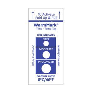 Индикатор температуры термохимический ВОММАРК- Мир Безопасности